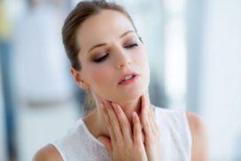 Профилактика заболеваний горла осенью и зимой