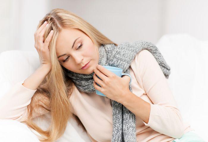 5 полезных привычек для здорового горла