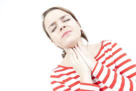 Что делать, если больно и трудно глотать?
